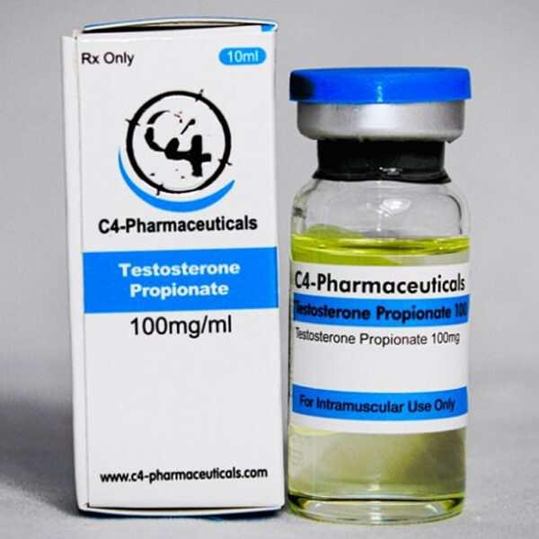 Testosteron Propionate Dosering